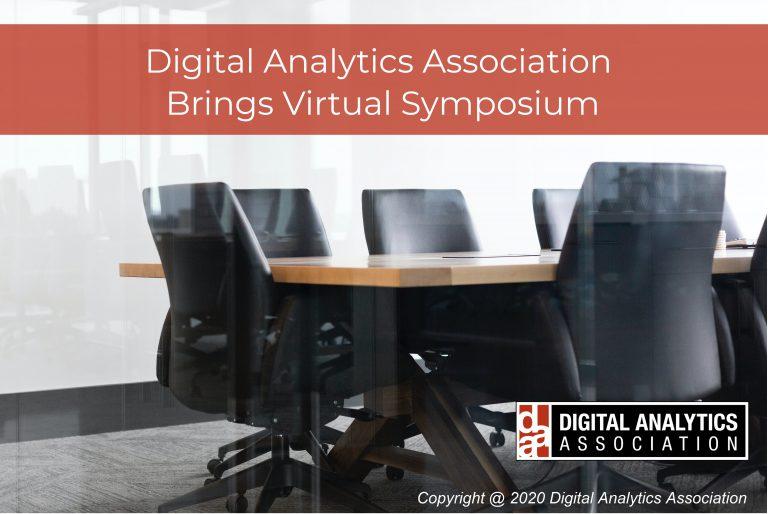 Digital Analytics Virtual Symposium