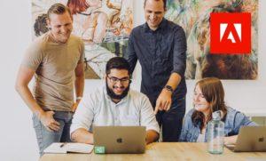 Nous sommes un partenaire de solution Adobe - Devrun Agence digitale spécialisée en Web analytique